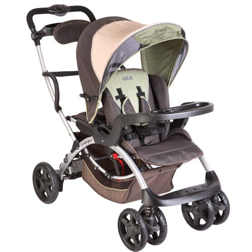 Dream On Me / Mia Moda Compagno Stroller, Mint Java