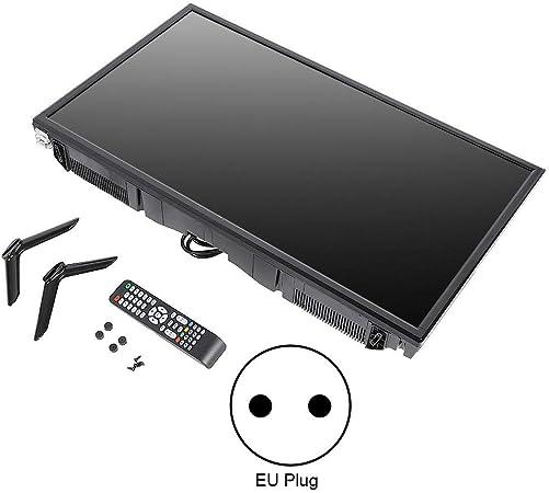 BTIHCEUOT Smart TV HDR de 32 Pulgadas, Multifuncional BCL-32A/3216D Smart TV LCD HD Negro 2K Edición en línea 220V(EU Plug): Amazon.es: Hogar