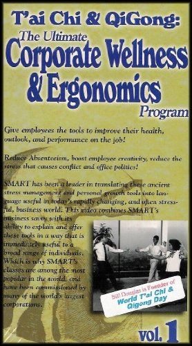 T'ai Chi & Qigong: The Ultimate Corporate Wellness & Ergonomics Program [VHS]