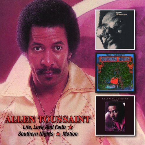 Price comparison product image Life Love And Faith/Southern Nights/Motion /  Allen Toussaint