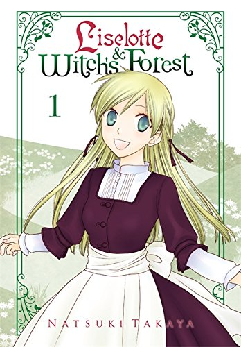 (Liselotte & Witch's Forest, Vol. 1 (Liselotte in Witch's Forest))