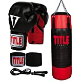TITLE Youth Heavy Bag Set