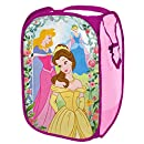 Amazon Com Disney Princess Pop Up Hamper Toys Amp Games