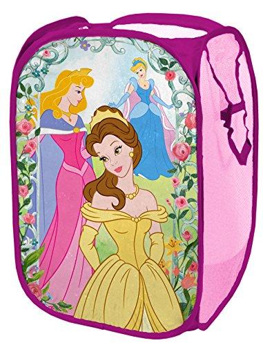 Girls Princess Bedrooms (Disney Princess Pop Up Hamper)