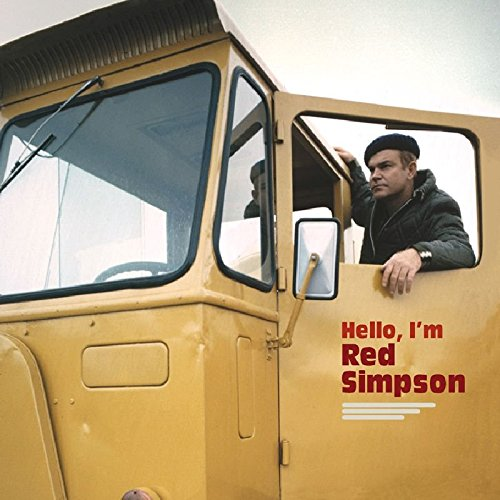 - Hello, I'm Red Simpson