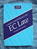 Cases and Materials on EC Law, Weatherill, Stephen, 1854315560