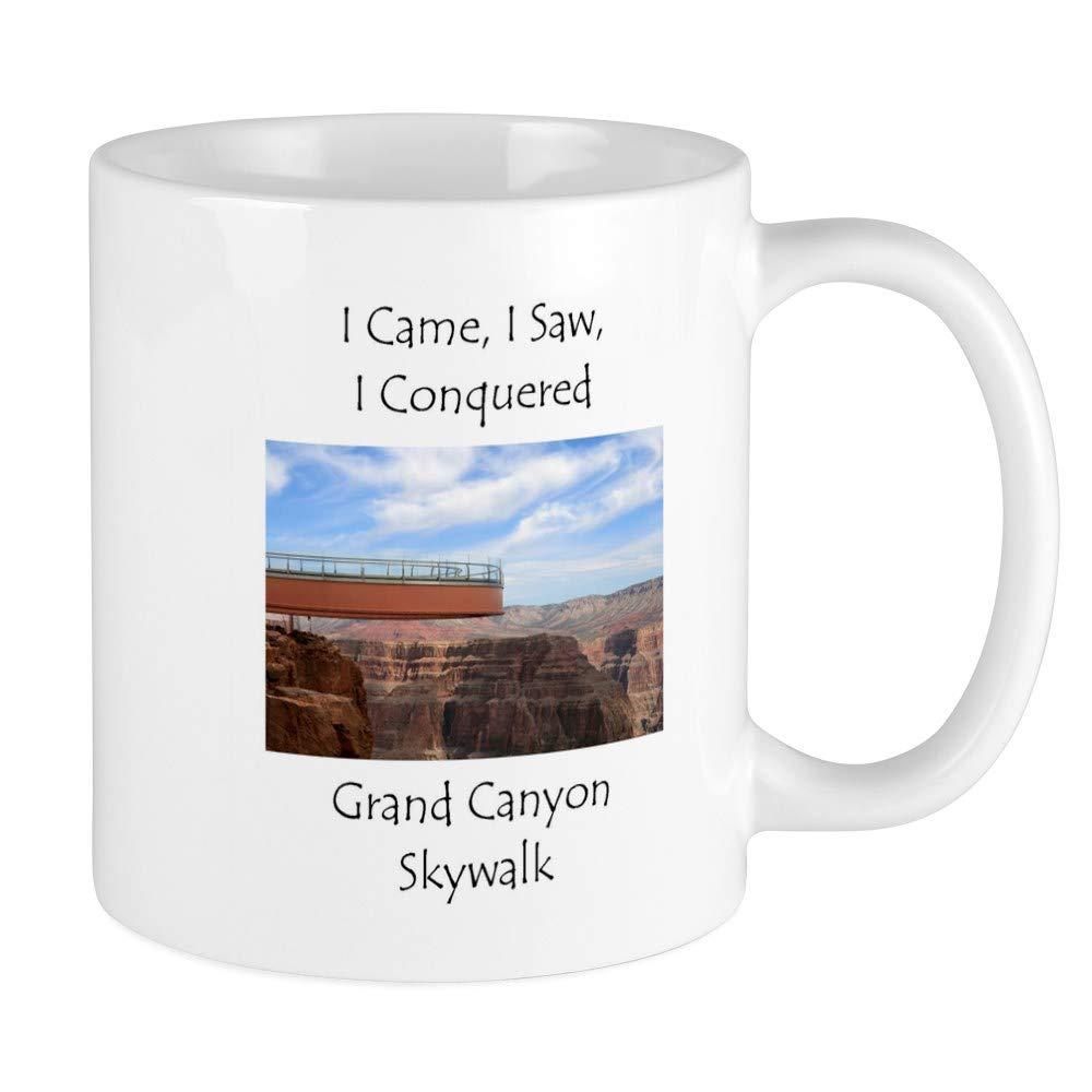 Amazon Com Cafepress Grand Canyon Skywalk Survivor Mug