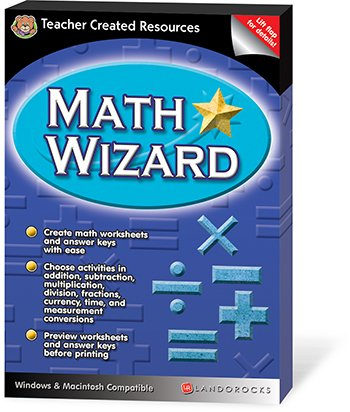 Amazon.com: Math Wizard: Office Products