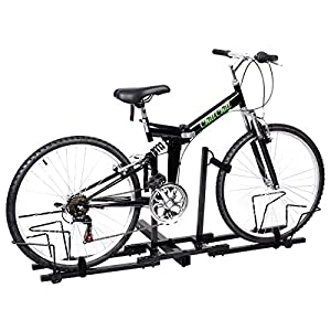 "New Bike Rack 2 Bicycle Hitch Receiver 2"" Mount Carrier Truck SUV"