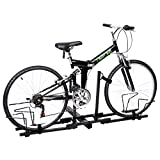 2 Bike Bicycle Carrier Hitch Receiver 2'' Heavy Duty Mount Rack Truck SUV Bike Racks Imported