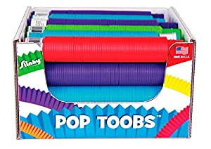 Slinky 24-Pack Pop Toobs