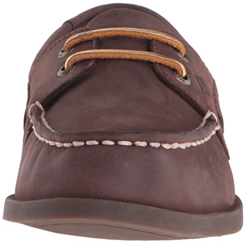 Sperry A Boat Brown Shoe O Quinn Women's Sider Top HrtzqHg