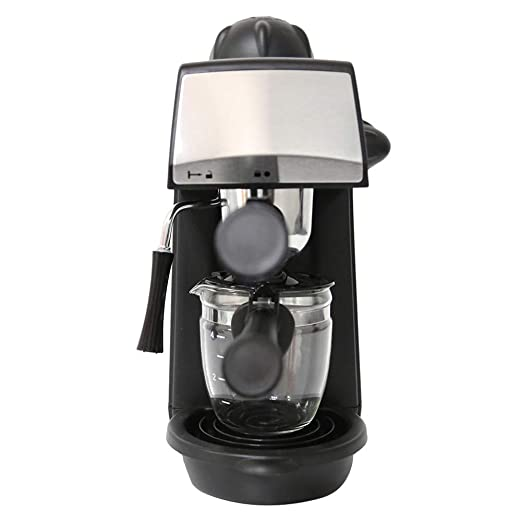 LZ 240ml máquina de café Espresso semiautomática Tipo Vapor ...