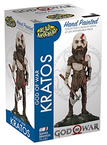 NECA - God of War  Head Knocker