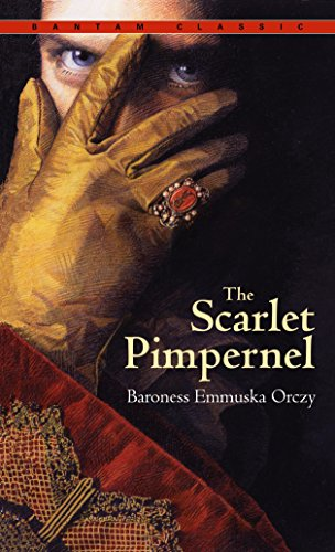Book cover for The Scarlet Pimpernel