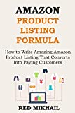 Re: How to write product listings that turns into cashInside you'll learn:- How to write a product listing step by step- The key components that makes a product listing converts- A live example of how to do your product listing... watch me write a ti...