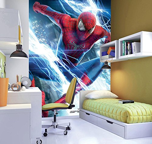 The Amazing Spider-man 2 Deco Wallpaper Mural 62 x - Wallpaper Spiderman