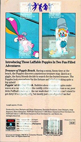 Amazon com: Popples: Treasure of Popple Beach / Poppin' at the Car