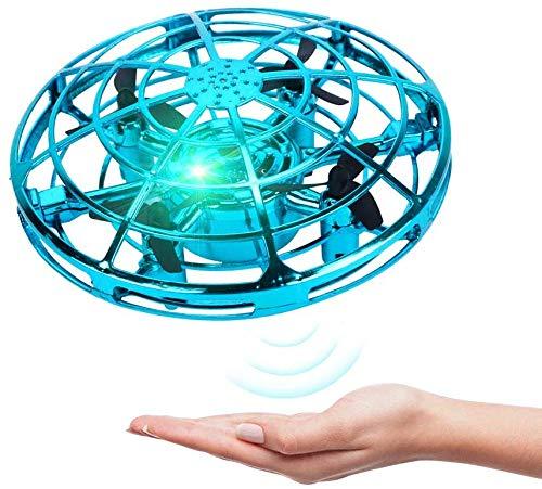 YLIK Drone Infantil, Bola voladora de Drone Manual para niños y ...