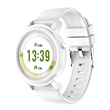 Amazon.com: Smart watch DK02 Men Multi-Sport Mode Heart Rate ...