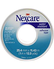 Nexcare Water Resistant Adhesive Tape, 25.4mm x 11.43m