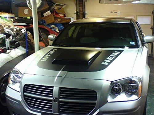 Xtreme Autosport 2005-2008 Hood Scoop for Dodge Magnum by MrHoodScoop PAINTED HS003 - Dodge Magnum Hood