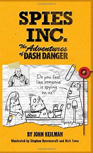 Download Spies Inc.: The Adventures of Dash Danger pdf epub