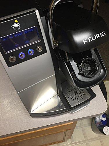 Keurig Coffee Commercial Single Brewing