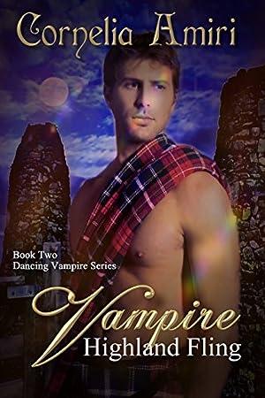 book cover of Vampire Highland Fling
