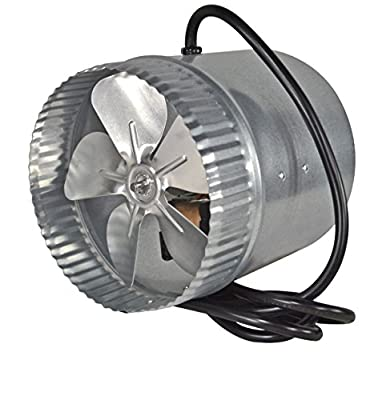 Suncourt DB6GTP Inductor Inline Duct Fan