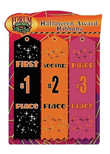 Forum Novelties Costume Award Ribbons (Set of 3),