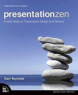 presentation zen simple ideas on presentation design and delivery