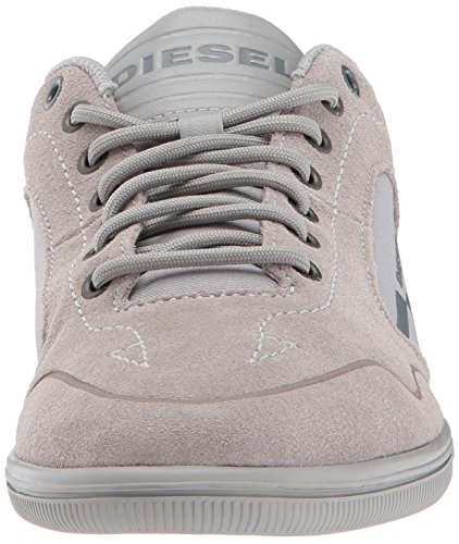 Diesel Mens Happy Hours S-aarrow Sneaker Duif / Grijs