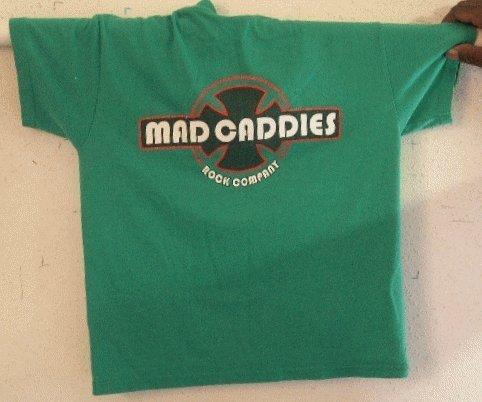 Mad Caddies T-Shirt The T Shirt Tshirt