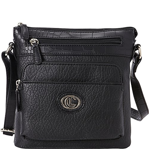 Aurielle-Carryland Everglades Mini Bag (Black)