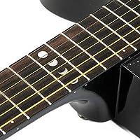 Lindo Galaxy Slim – Guitarra electroacústica con sintonizador ...