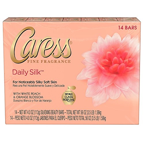 oz Beauty Bar White peach & Silky Orange blossom, 14-Pack ()
