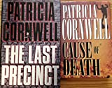 2 Books! 1) The Last Precinct 2) Cause of Death