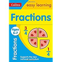 Fractions Ages 5-7: Ideal for Home Learning