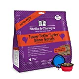 Stella & Chewy's Freeze Dried Cat Food,Snacks Super Meal Mixers 18-ounce Bag With Hot Spot Pets Food Bowl - Made in USA (Turkey) Larger Image