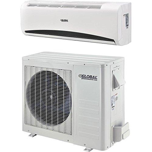 Ductless Air Conditioner, 18000 BTU, SEER 20