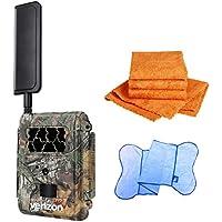 Spartan HD GoCam (Verizon 4G/LTE Blackout Infrared) Model#GC-V4Gb - Bonus Package Bundled with UTowels Edgeless Microfiber Towels