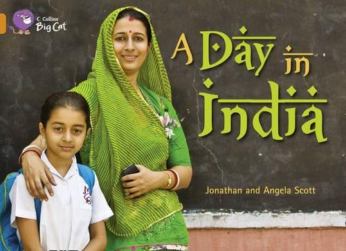 Read Online A Day in India (Collins Big Cat) ebook