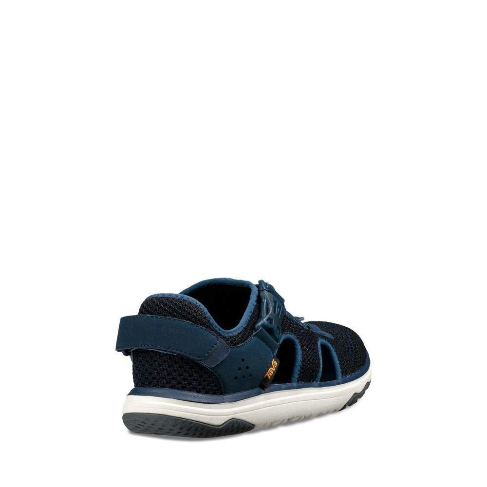 Teva - Men's Terra-Float Travel Knit - Black/Grey - 7 B072NB9VZ6 9 W US|Navy