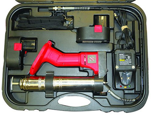 National-Spencer 912-19L Grease Gun with Lithium Battery