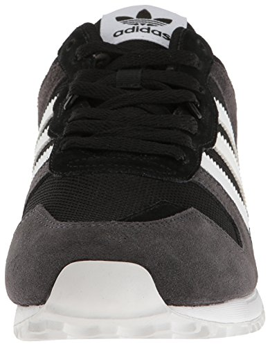 Adidas Originals Mens Zx 700 Lifestyle Runner Sneaker Zwart / Wit / Nut Zwart