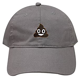 ec37f6cf City Hunter C104 Poop Emoji Cotton Baseball Dad Cap 19 Colors. Go to cart  page. Continue