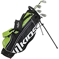 MKids Right Stand Bag Set - Green, 57-Inch