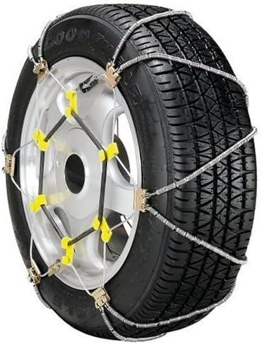 Set of 2 Security Chain Company SZ329 Shur Grip Z Passenger Car Tire Traction Chain