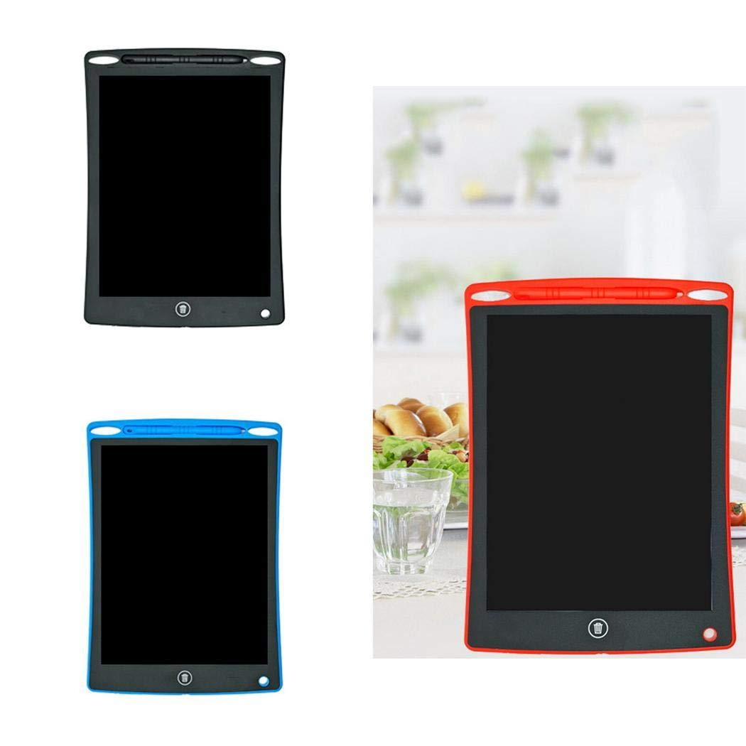 kirken Kids LCD Writing Tablet Digital Graphic Electronic Handwriting Drawing Pad Board Graphics Tablets Gift